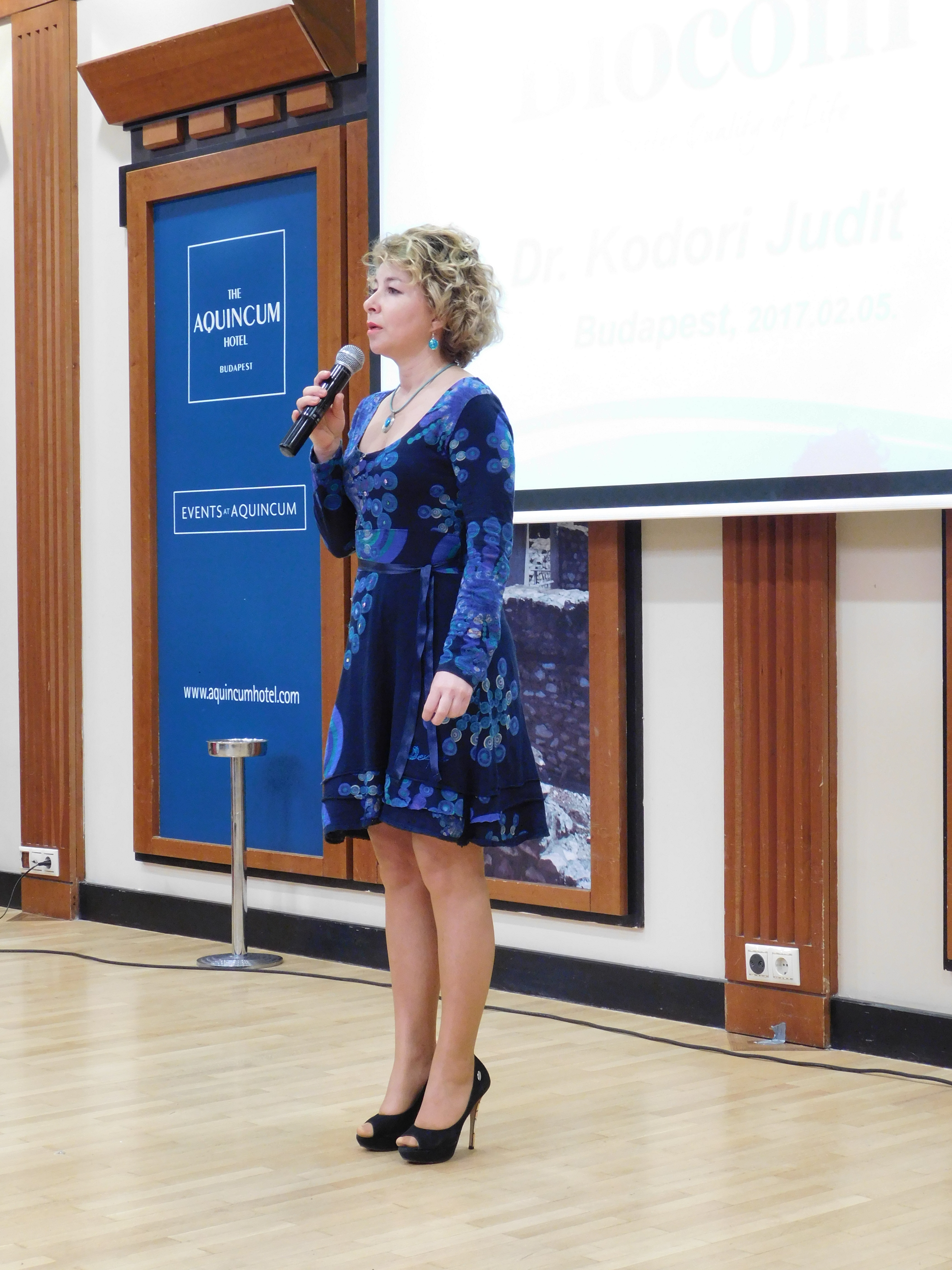 Dr. Kodori Judit előadása gyakorlatias, használható tudást adott a hallgatóságnak