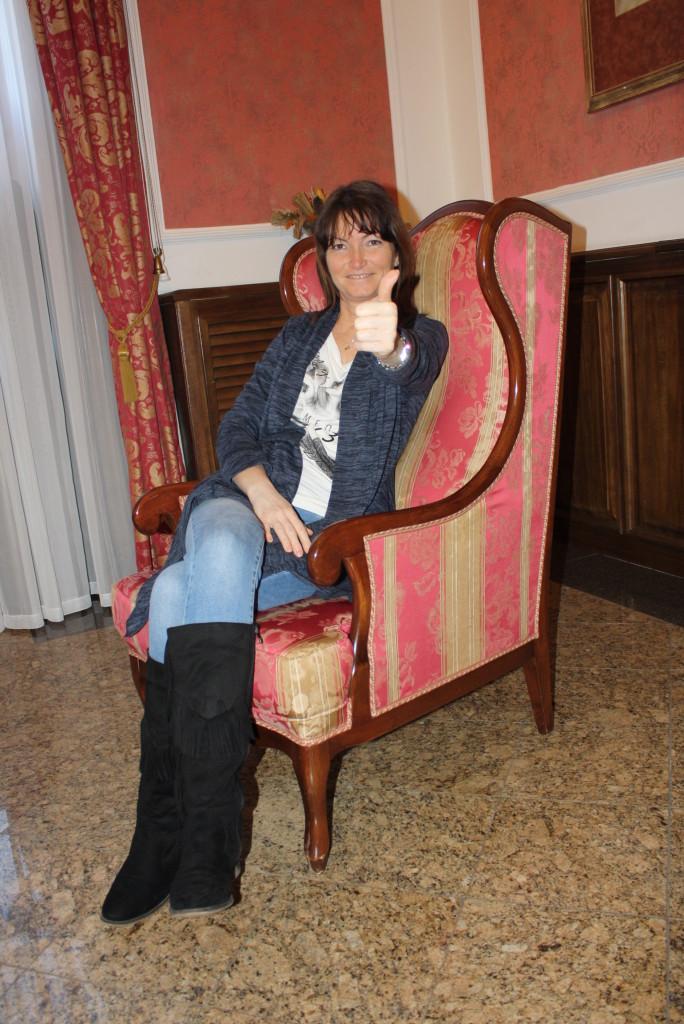 Büszke édesanyjára a Kosiba-ág móri HV-ja, Urbán Andi