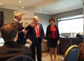 Biocom képzés két nyelven Angliában, Ezüst HV avatással