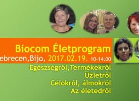 Debrecen újra a képzési térképen - február 19-én jó képzés a BIJÓ-ban!