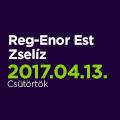 Reg-Enor Est Zselízen (Zeliezovce, Szlovákia)