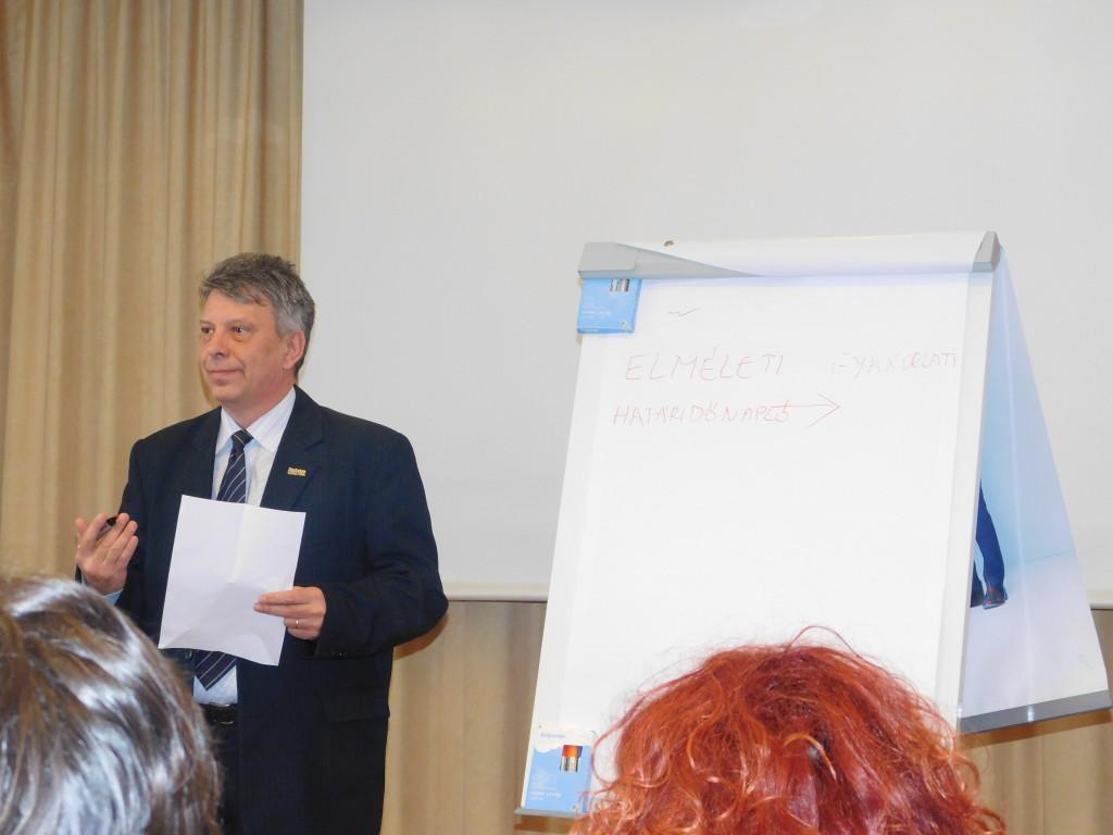 Mit ér az elmélet,ha nincs mellette gyakorlat Harmat Csaba Ezüst HV