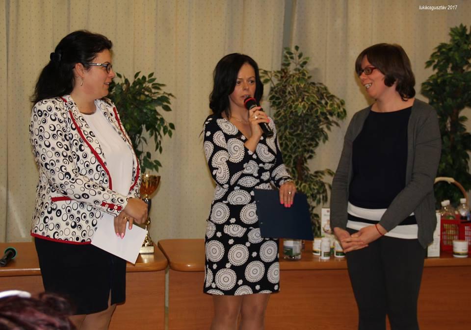 Remákné Béres Rita (középen) ragyogó háziasszony volt