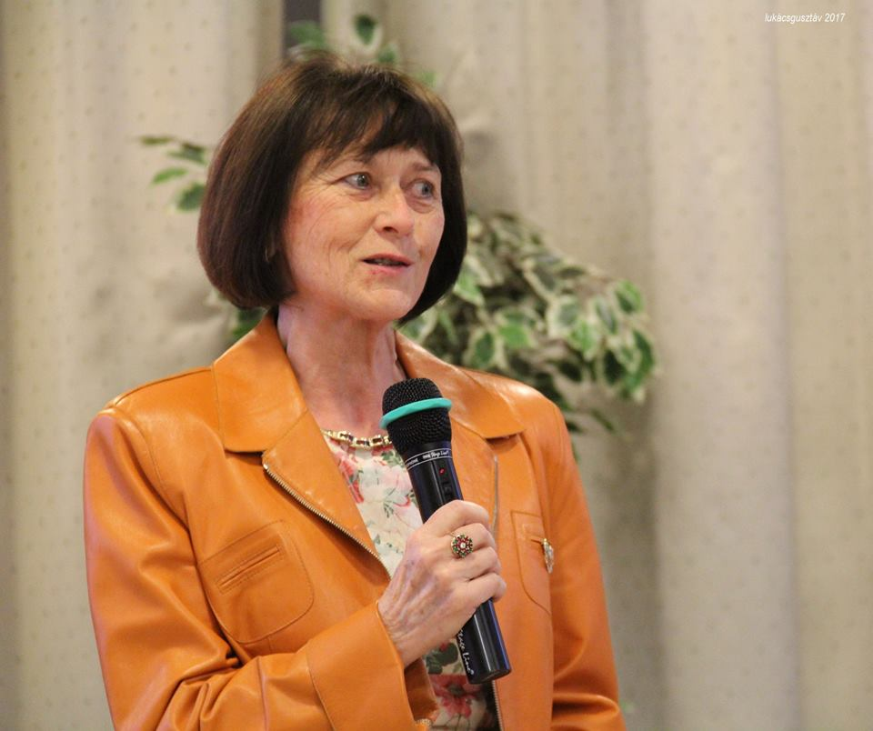 Sokaknak adott sokat a vendég, Czikora Erzsike természetgyógyász-hálózatvezető