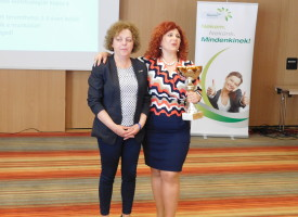 Elégedett résztvevők a Molnár-ág áprilisi Startképzésén
