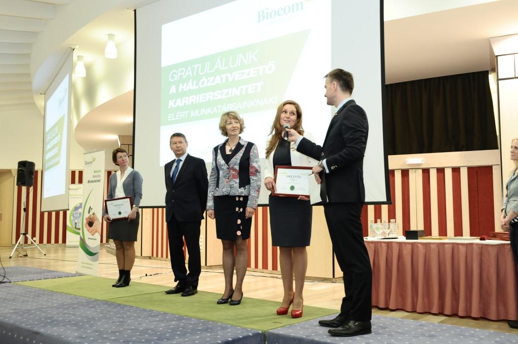 Kovács Krisztina, új kitűzős hálózatvezetőként reagál néhány mondatban