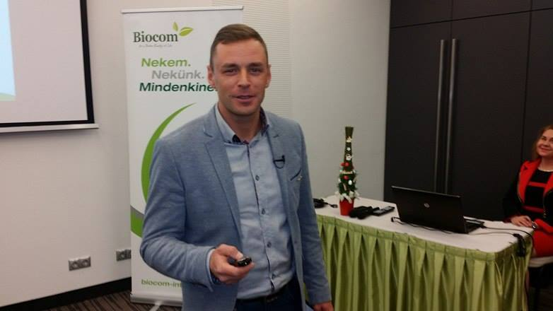Krizsán László EHV a marketingről beszélt.