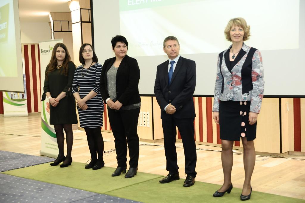 Új Társult Hálózatvezetők: Hadnagy-Makó Krisztina, Illyés Erika, Mátyus Emese