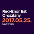 Reg-Enor Est Oroszlányban -  2017. május 25.