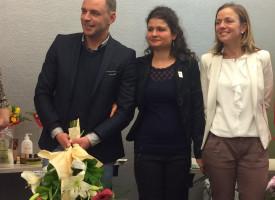 Teljes váltás: letette a voksot a Biocom és az életmódprogram mellett is Krajcsó Erika, a Czentlaki-ág hálózatvezetője