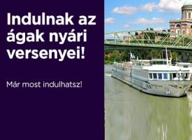 Győztesek hajója vagy Élményhétvége? - Indulnak az ágak nyári versenyei
