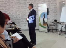 Ferenczy-energiák és információk a debreceni, májusi képzésen
