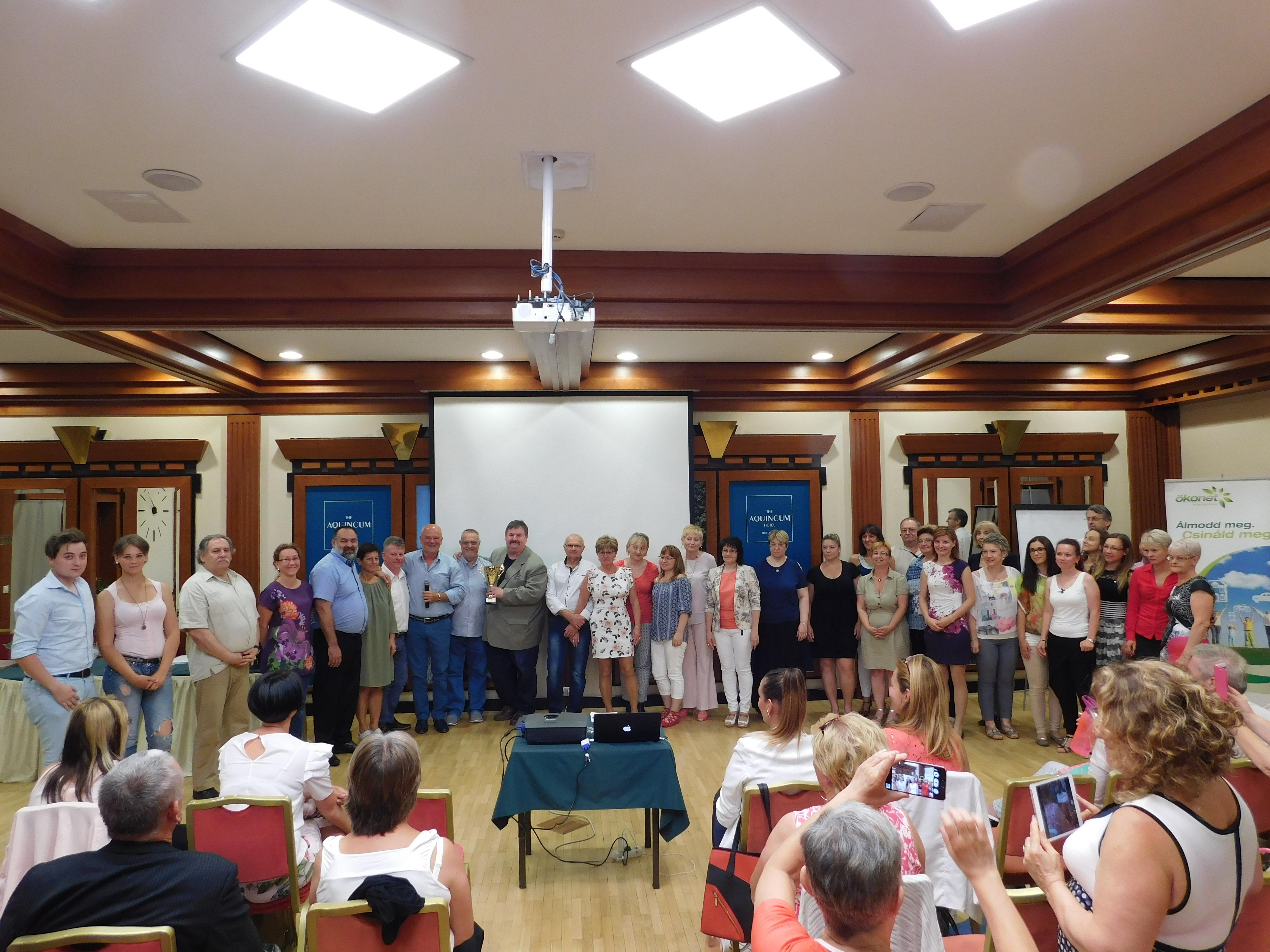 Sok sikeres versenyző és hálózatfejlesztő a Ferenczy-, Kónya- és Vass-ágakon