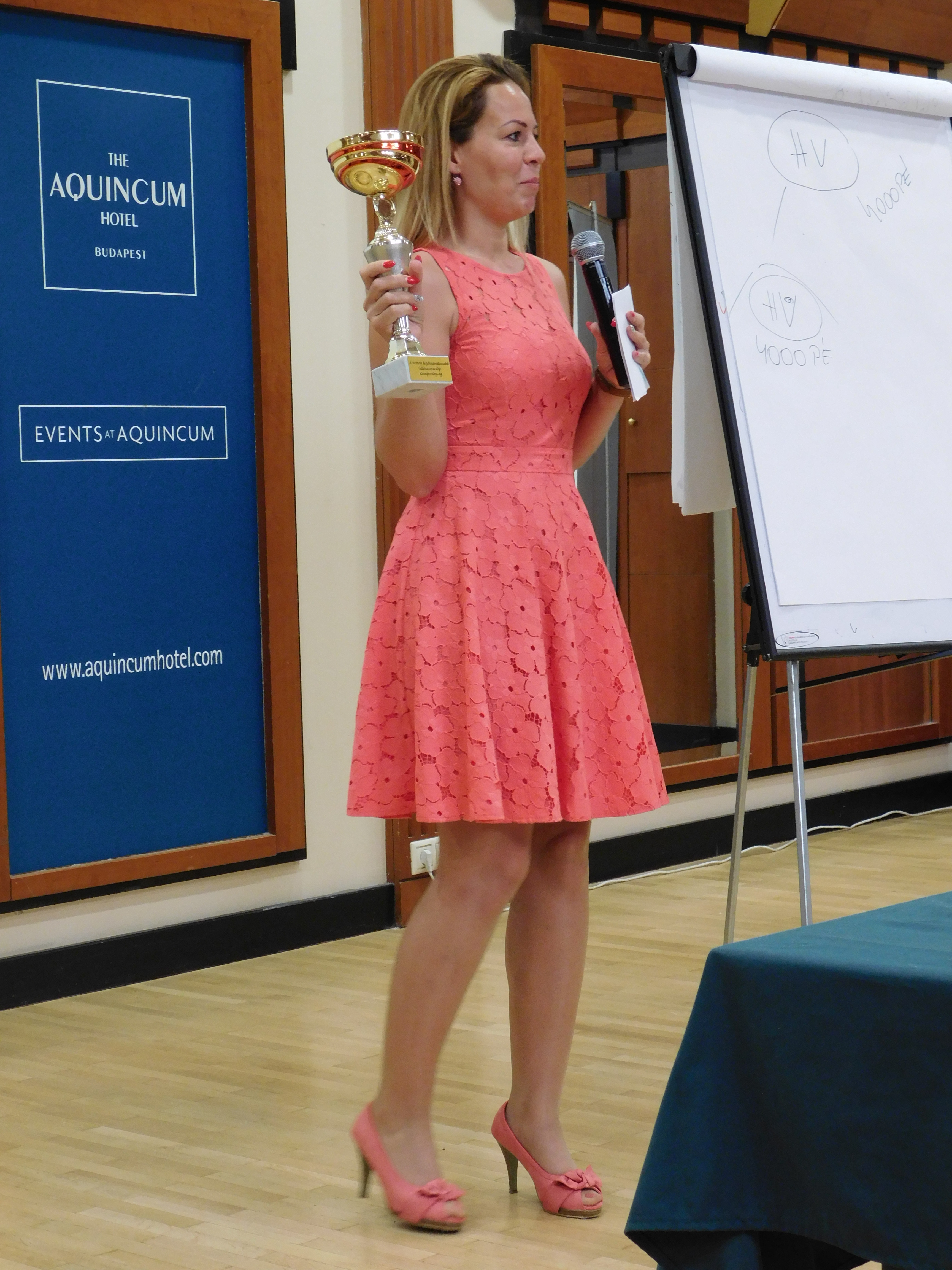 Komporday Annamária ágvezető jövőképet mutatott