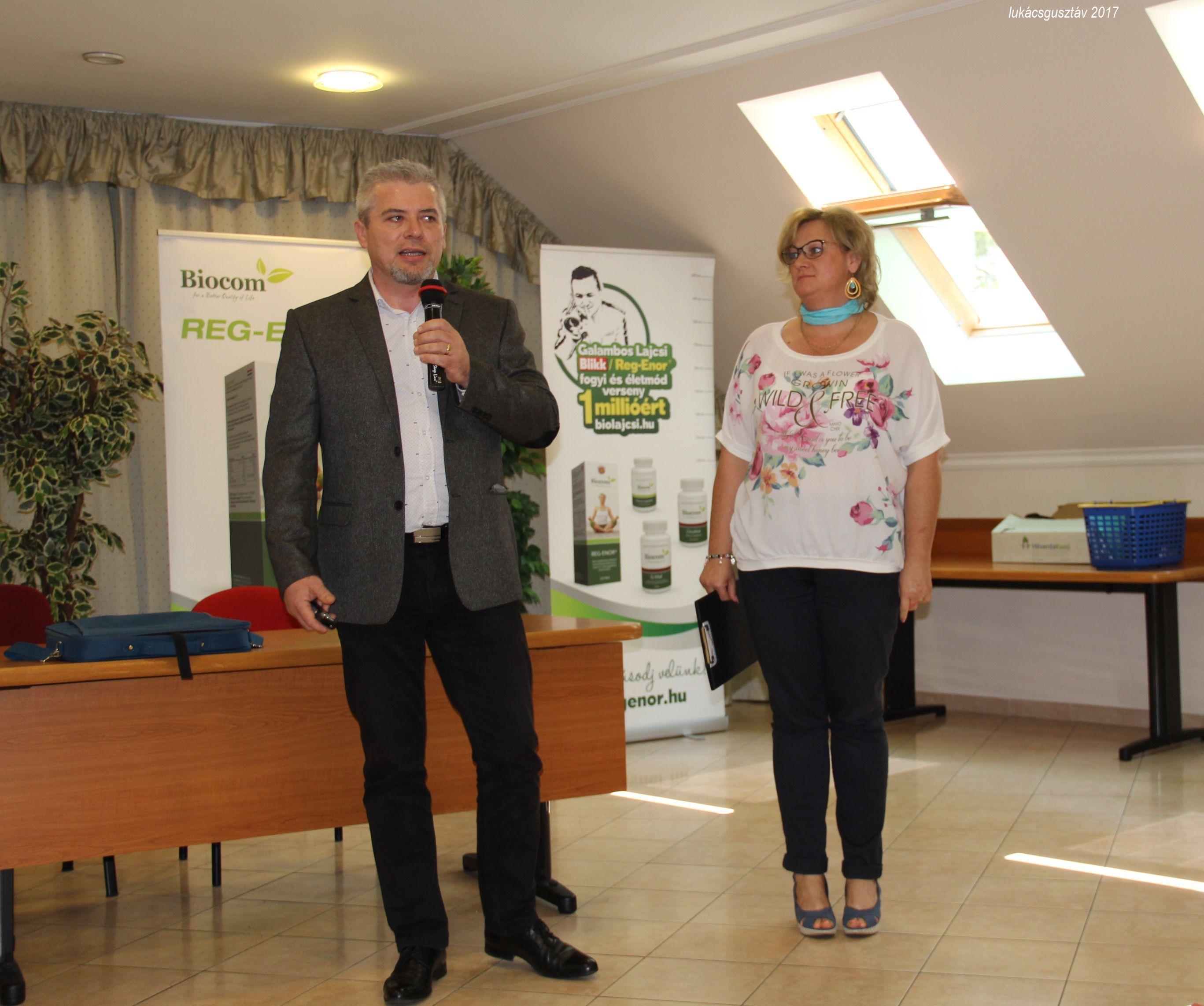 Tóth-Wolford Erika és Tóth Lajos saját példájukon keresztül mutatták be, hogyan lehet vezetővé válni