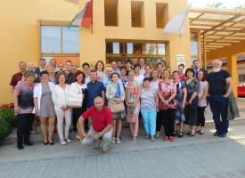 Szárnyakat adó mórahalmi vezetőképző a Molnár-ágon