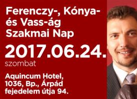 Biocom Szakmai Nap a Ferenczy-, Kónya- és Vass-ágon szombaton