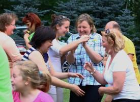 Nemcsak munkában, hanem szórakozásban is maximális teljesítmény – fantasztikusan sikerült az első családi nap a Molnár-ágon