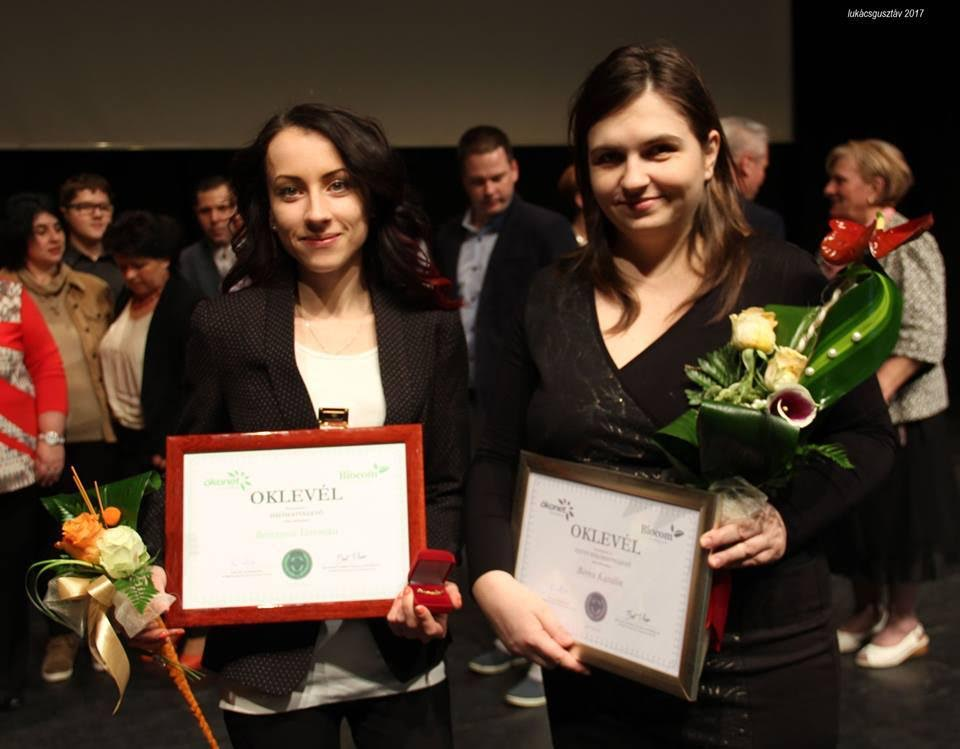 Béres Katalin (jobbról) és sógornője, a szintén HV Béresová Veronika