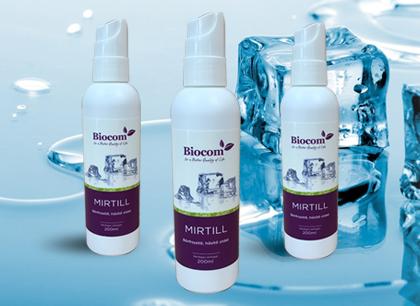 Már nem csak kenhetjük, hanem fújhatjuk is: megjelent a Mirtill spray!
