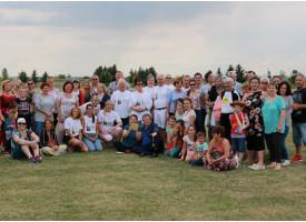 """""""Egy csapat vagyunk!"""" – A Kosiba-ág a jelmondatot egy családi napon is megerősítette júliusban"""