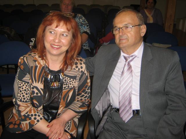 A Reg-Enor feltalálójával, Szabó Sigfriddel, akinek szintén nagyon sokat köszönhet