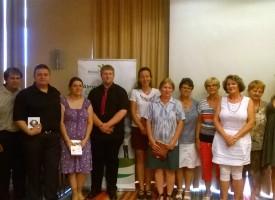 Pozitív megerősítés volt a résztvevőknek a Molnár-ág augusztusi Startképzése