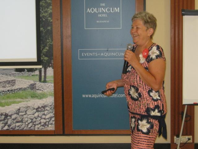 Gazdag Katalin természetgyógyász, ágvezető azt is kiemelte: ha meg tudod álmodni, meg is tudod csinálni...