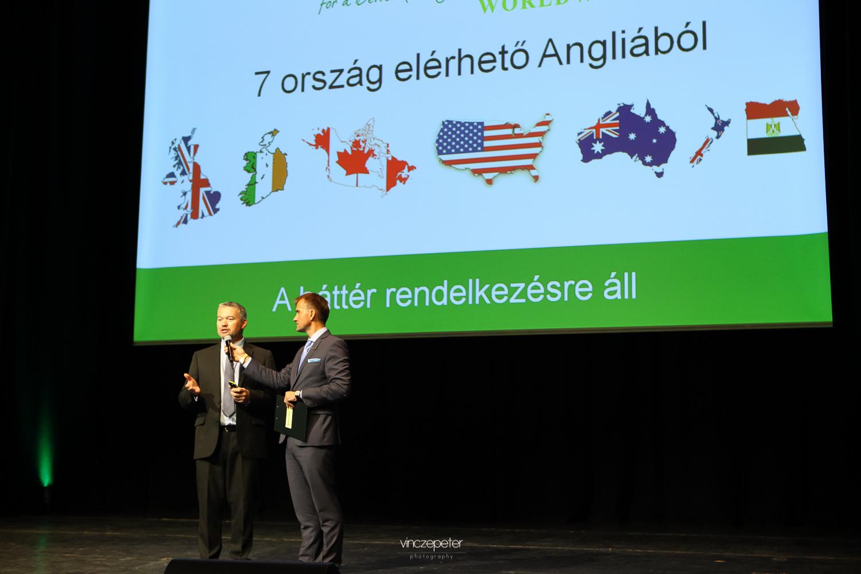 Bánfi Zoltán, a Biocom angliai partnercégének vezetője a csatornán túli lehetőségekről nyilatkozott