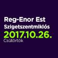 Reg-Enor Est Szabó Sigfriddel Szigetszentmiklóson
