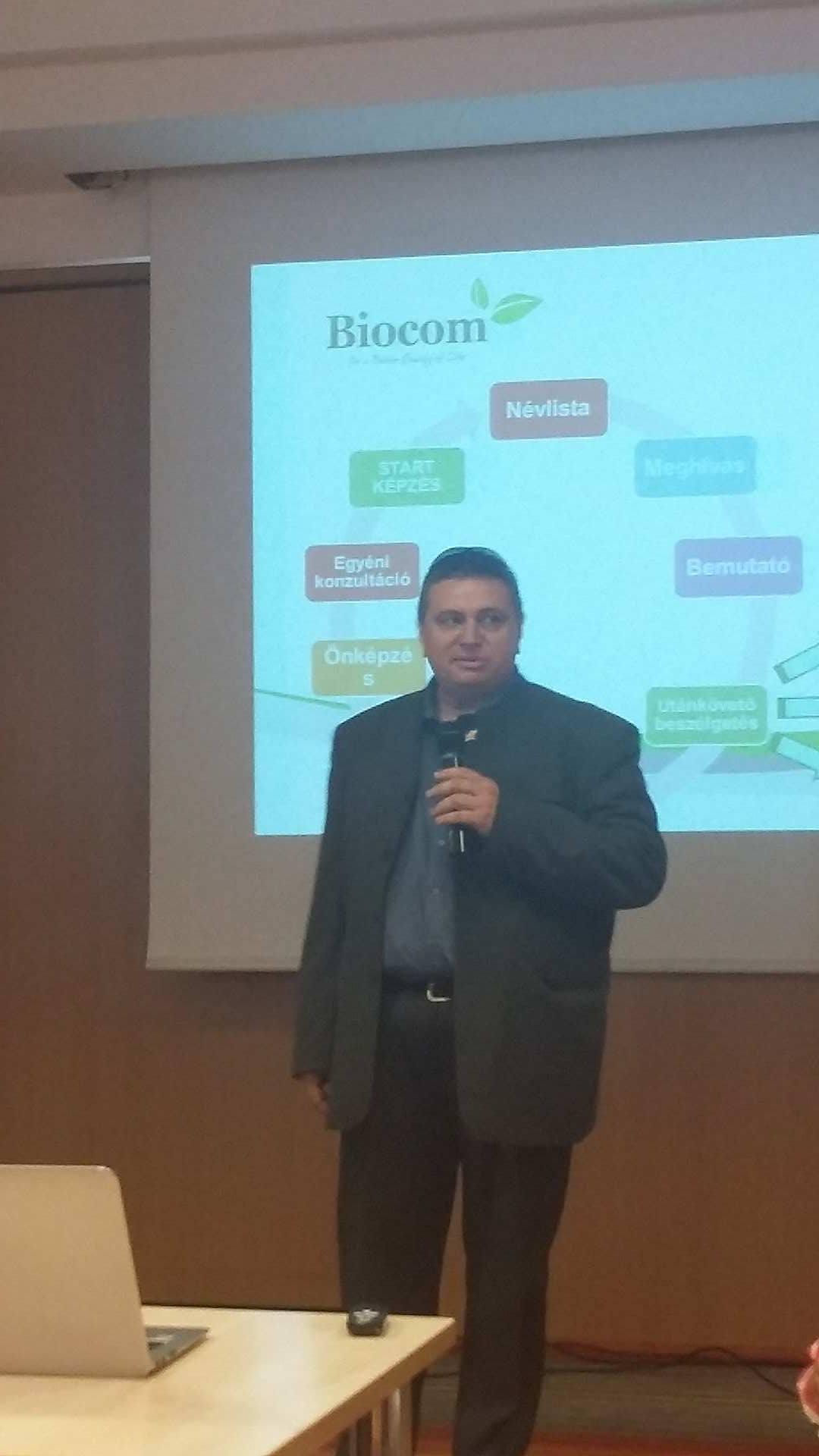 Galántai Fekete Gyula arról mesélt, hogyan lett regenorozóból hálózatépítő