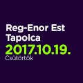 Reg-Enor Est Szabó Sigfriddel Tapolcán