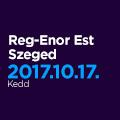 Reg-Enor Est Szabó Sigfriddel, Szegeden