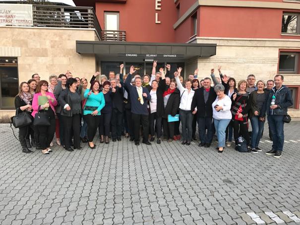 Kosiba-ág: kulcsember képzés Visegrádon 2017. március 18. és 20. között