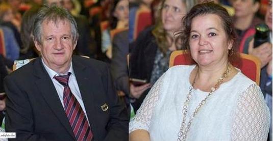 Kosiba József Ezüst HIG és Kosiba Hajni Ezüst HV