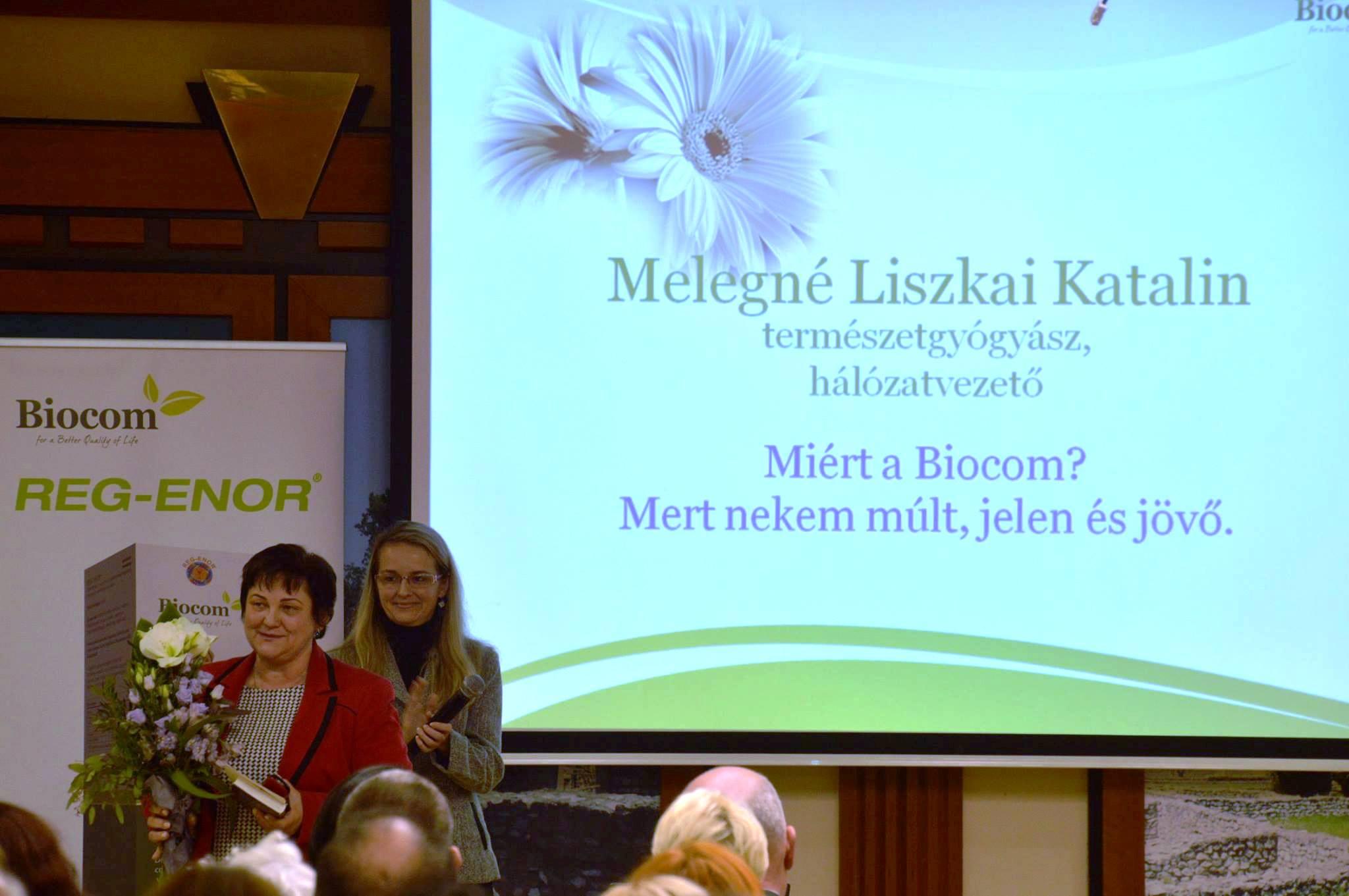 """Melegné Liszkai Katalin, a """"Tündérkeresztanya"""" amellett, hogy sok ágon segít a Sinka-Gyuris csapatban, már önálló HV-ként is dolgozik"""
