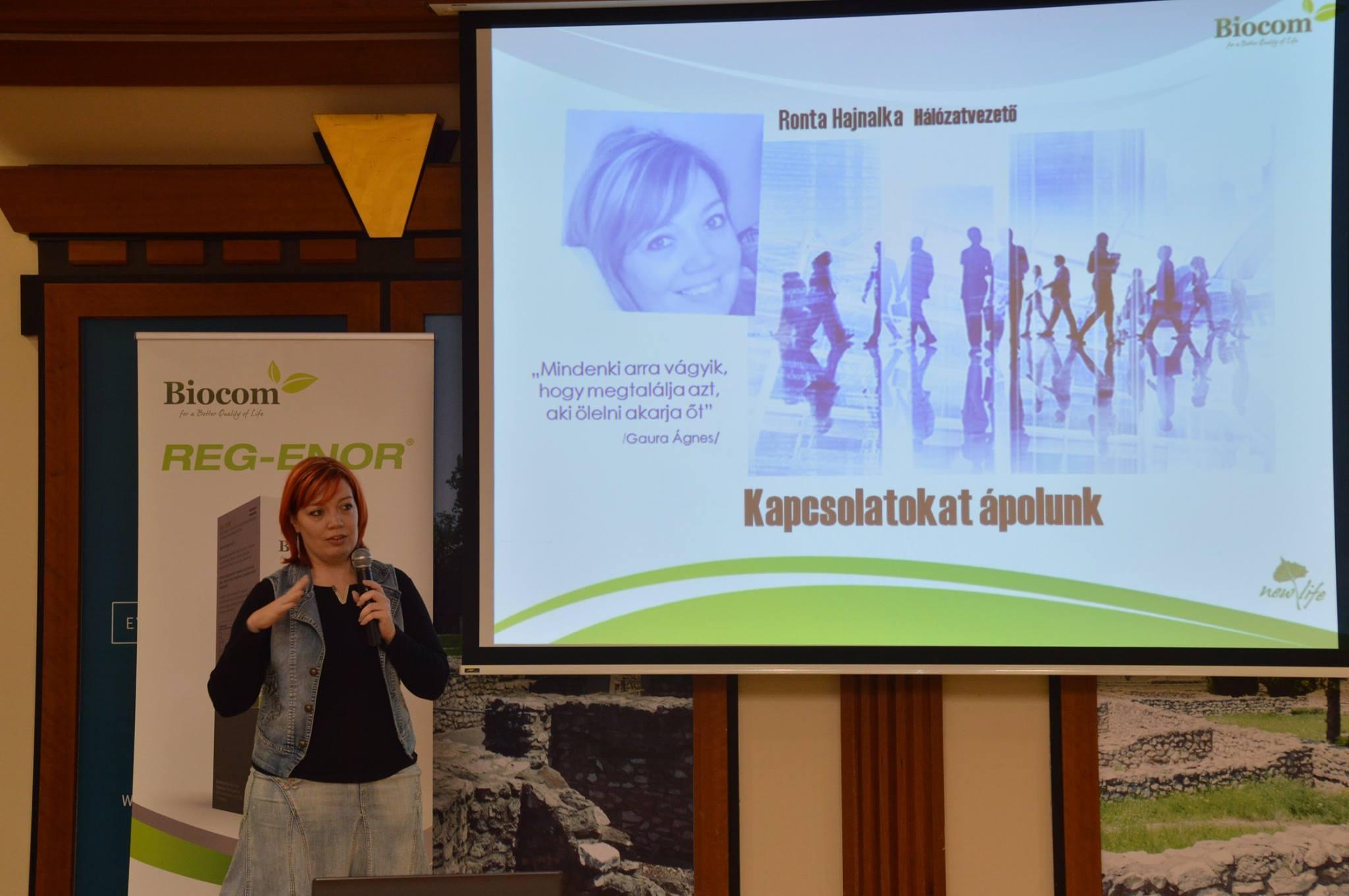 Az ápolás része a kapcsolatépítésnek – Ronta Hajnalka erről is beszélt