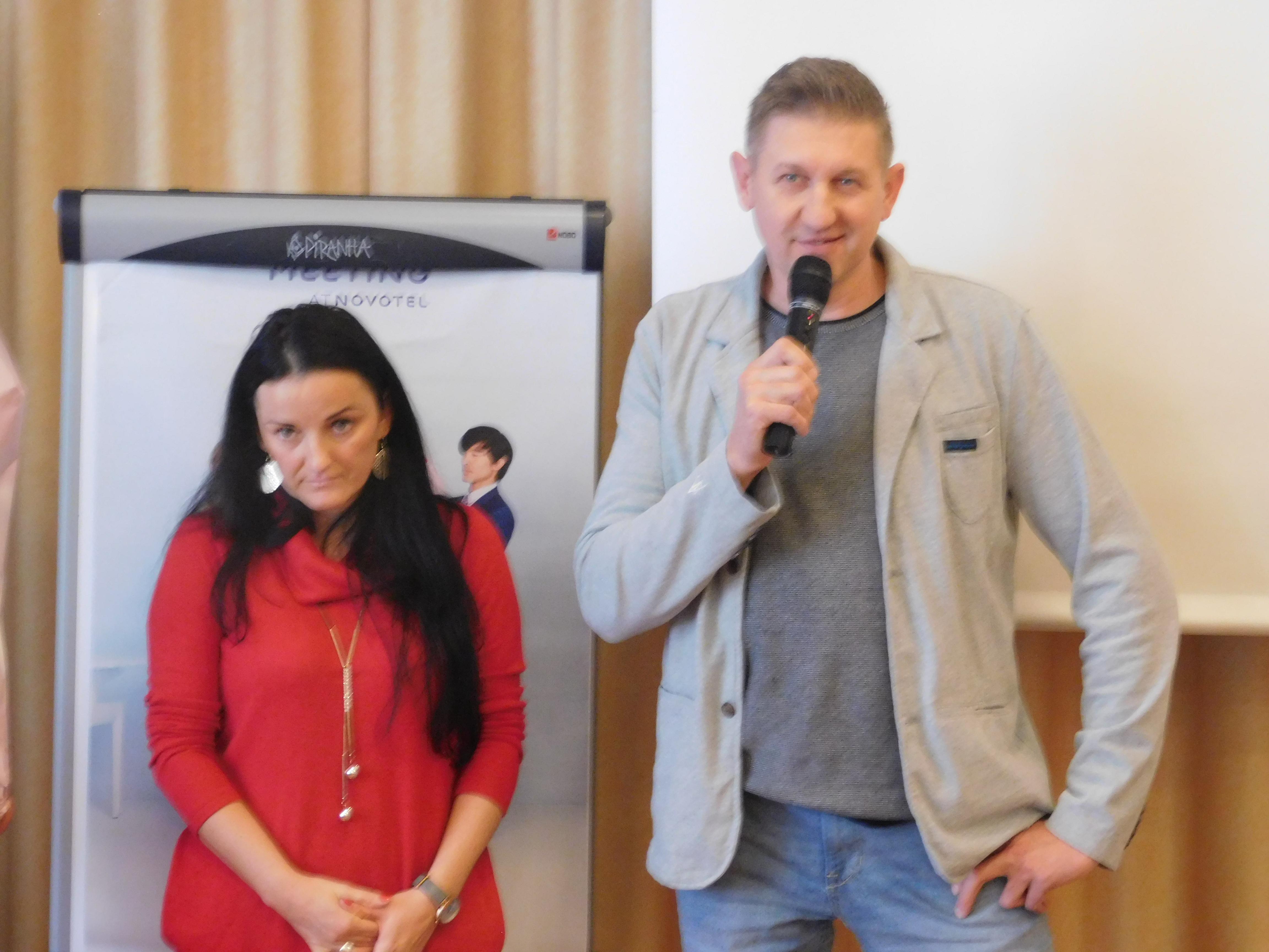 Darányi Tímea és Tibor is 5-ös szintre lépett