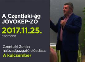 JÖVŐKÉP-ZŐ a Czentlaki-ágon, szombaton