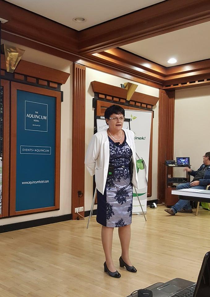 Dr. Pollák Éva főorvos, gyermek gasztroenterológus ezúttal is sokat segített