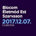 Biocom Életmód Est Szarvason – fókuszban az egészség és a Reg-Enor