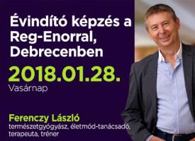Évindító képzés a Reg-Enorral, Debrecenben