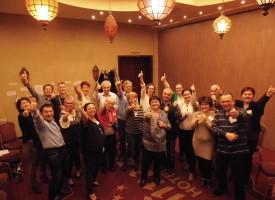 Mesés Kulcsemberképzők a Shirazban a Sinka- és Gyuris-ágon: november után folytatás februárban