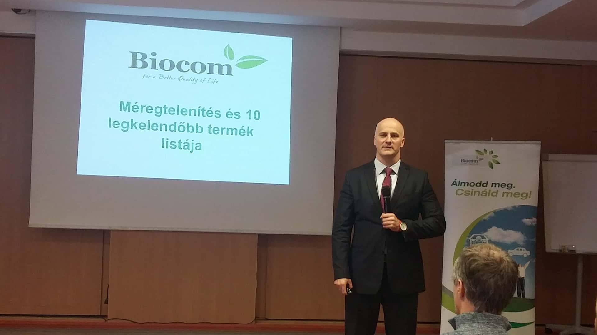 Dankó János TOP-előadása a TOP 10 termékről