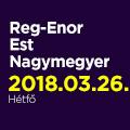 Reg-Enor Est Szabó Sigfriddel Nagymegyeren (Szlovákia)