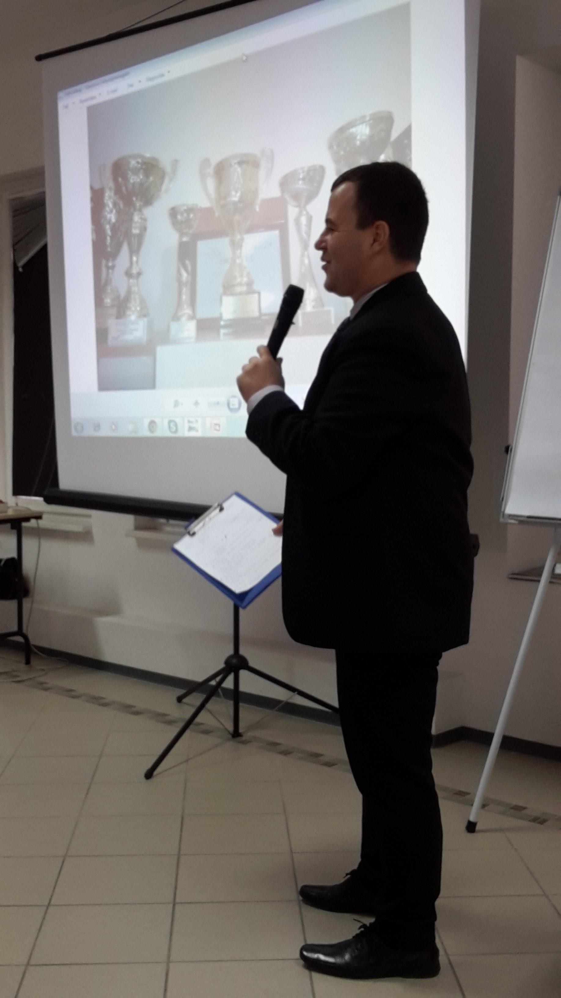 Tóth Zoltán a sikerhez vezető útról beszélt