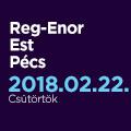 Reg-Enor Est Pécsett Szabó Sigfriddel