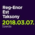 Reg-Enor Est Szabó Sigfriddel Taksonyban