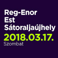 Reg-Enor Est Sátoraljaújhelyen Szabó Sigfriddel