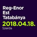 Reg-Enor Est Tatabányán Szabó Sigfriddel